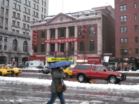 My School…in the heart of Union Square